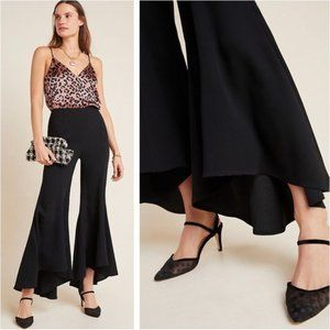 Anthropologie | NWT Zinnia Flare Trousers